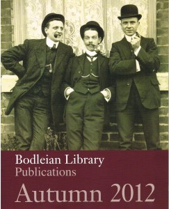 Bodleian Library catalogue cover 001