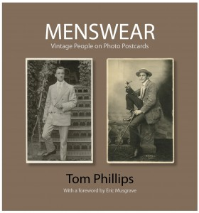 MENSWEAR Book cover