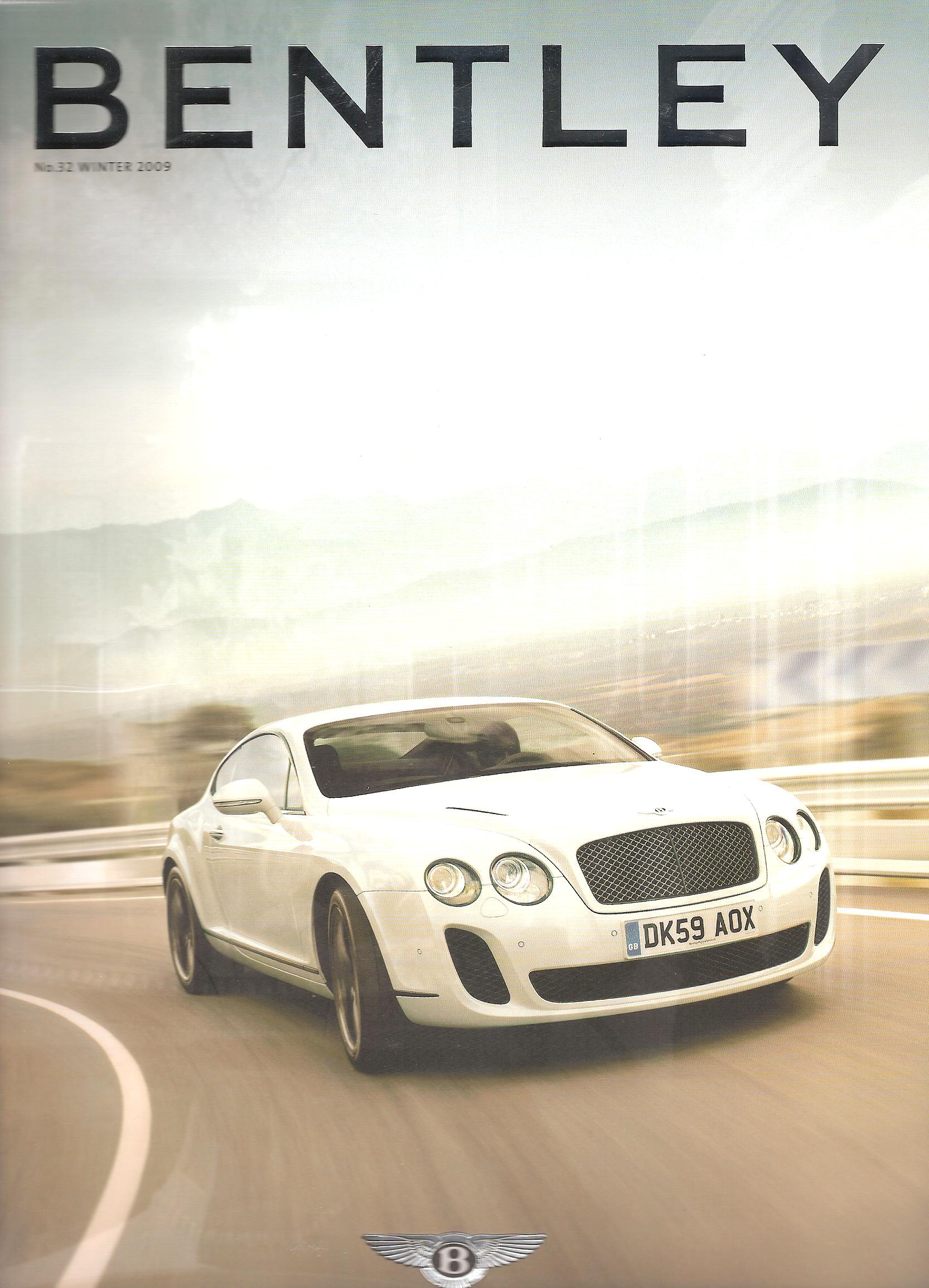 bentley motors media centre press release magazine company menu subscription