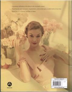 Fabulous Frocks Version II back cover