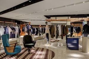 Harvey Nichols New Menswear Destination - International Designer 3