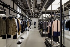 Harvey Nichols New Menswear Destination - Off Duty 1