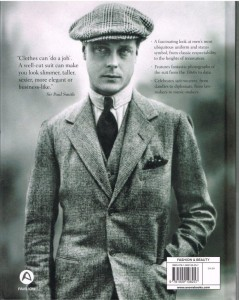 Sharp Suits Version II back cover