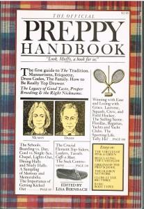 The Official Preppy Handbook (1980) 001