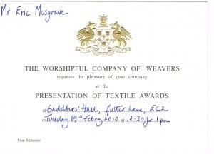 Weavers Company 001