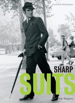 Sharp Suits Front Cover