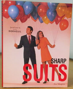 Sharp Suits Dormeuil Cover